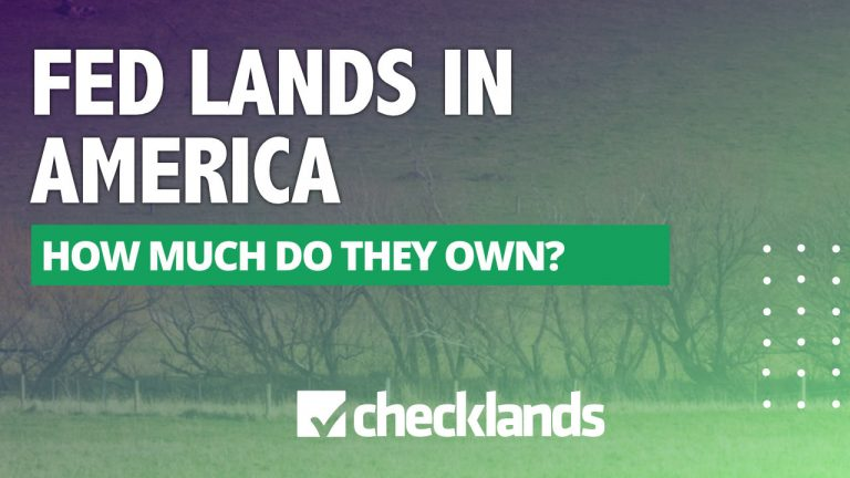 How many acres of land in the USA is owned by the Government?