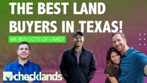 Best Land Buyer In Texas 300x169, Checklands