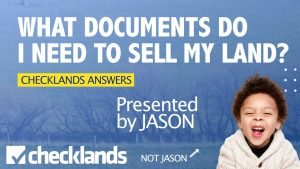 Documents To Sell 300x169, Checklands