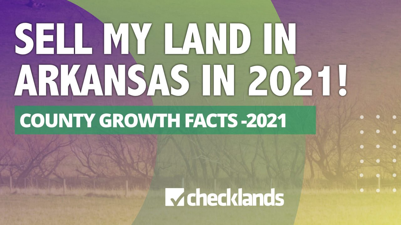SELL MY LAND IN ARKANSAS, Checklands