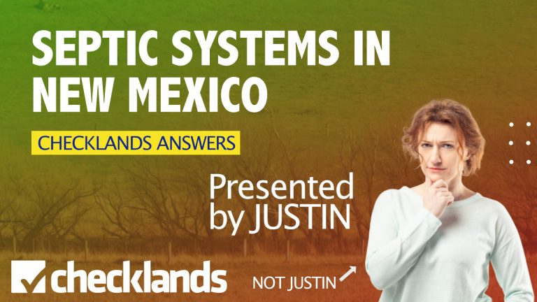 Septic Systems in New Mexico