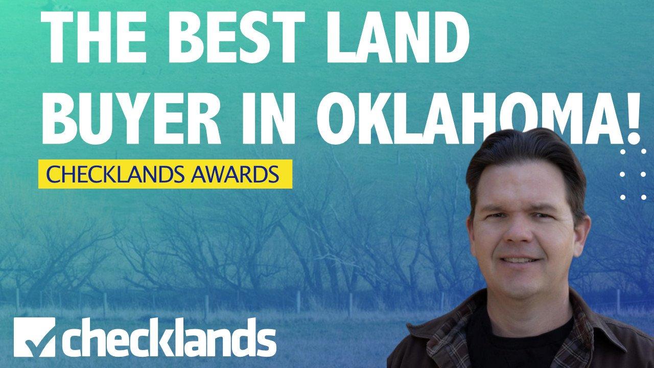 Tim Checklands Best Land Buyer, Checklands