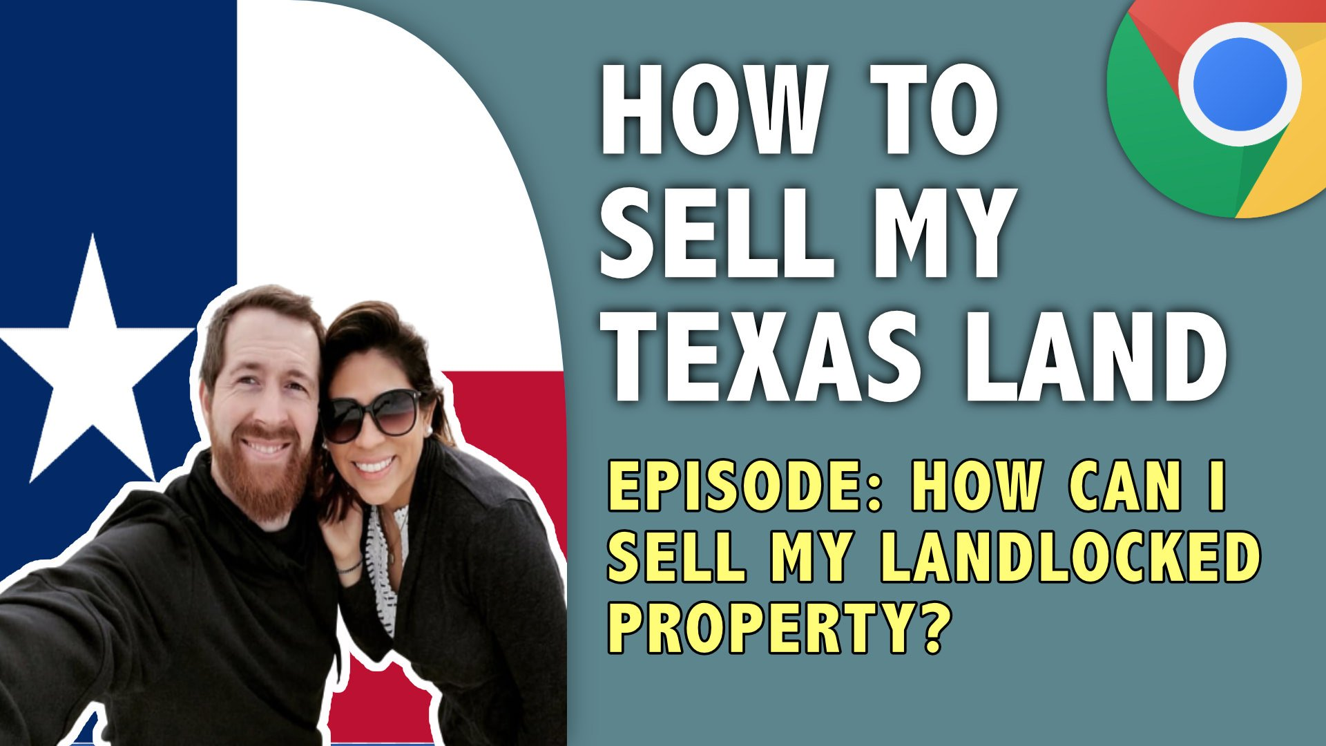 HOW CAN I SELL MY LANDLOCKED PROPERTY IN TEXAS, Checklands