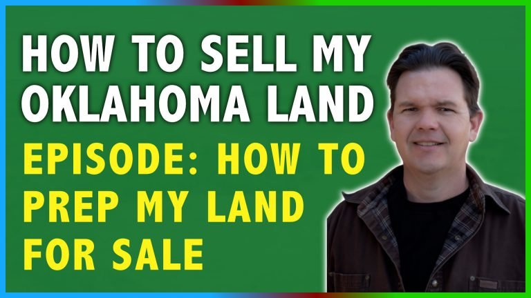 How to Prep My Land