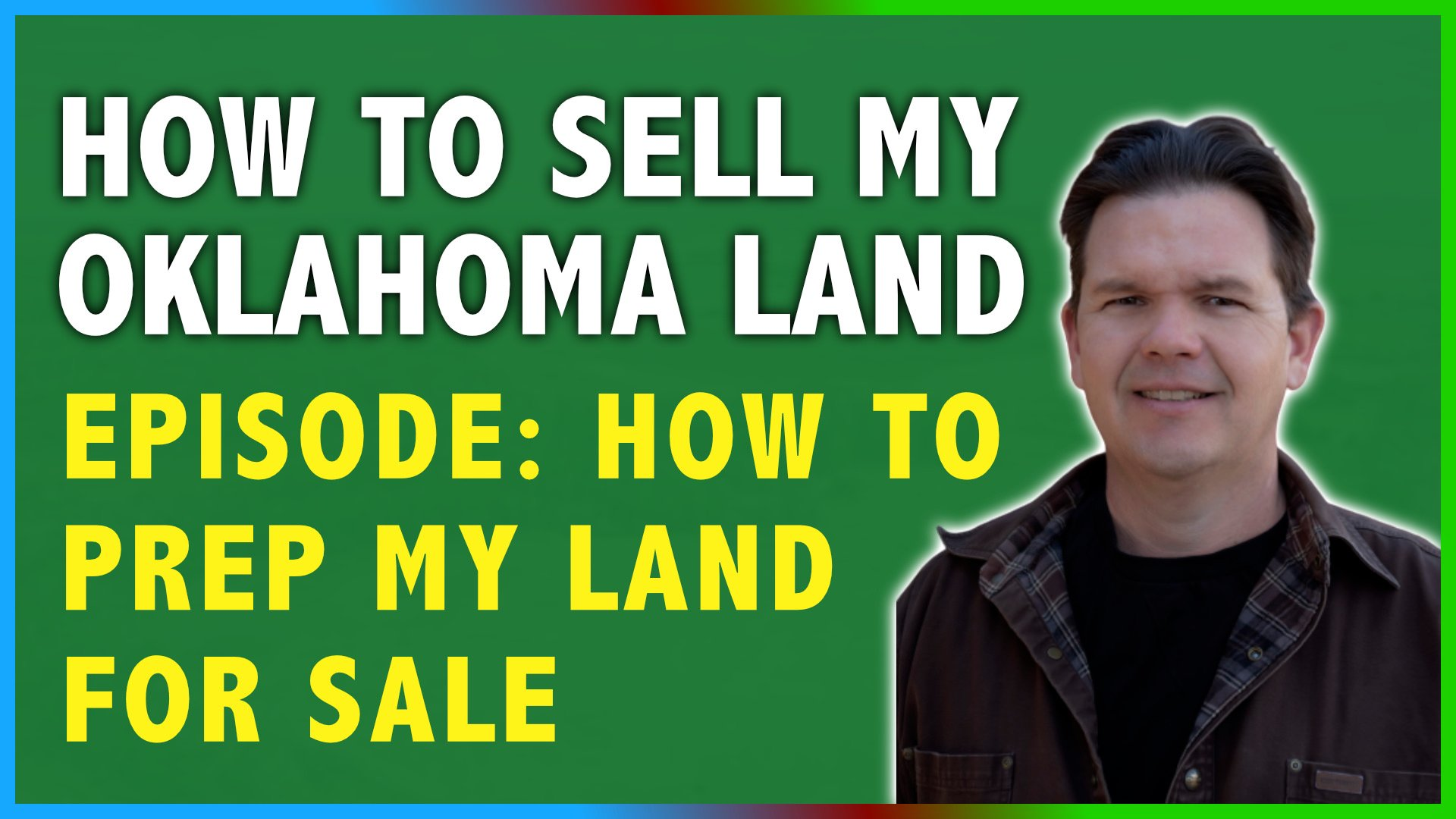 SELL MY LAND HOW TO PREP MY LAND, Checklands