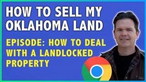 SELL MY LAND OKLAHOMA LANDLOCKED 300x169, Checklands