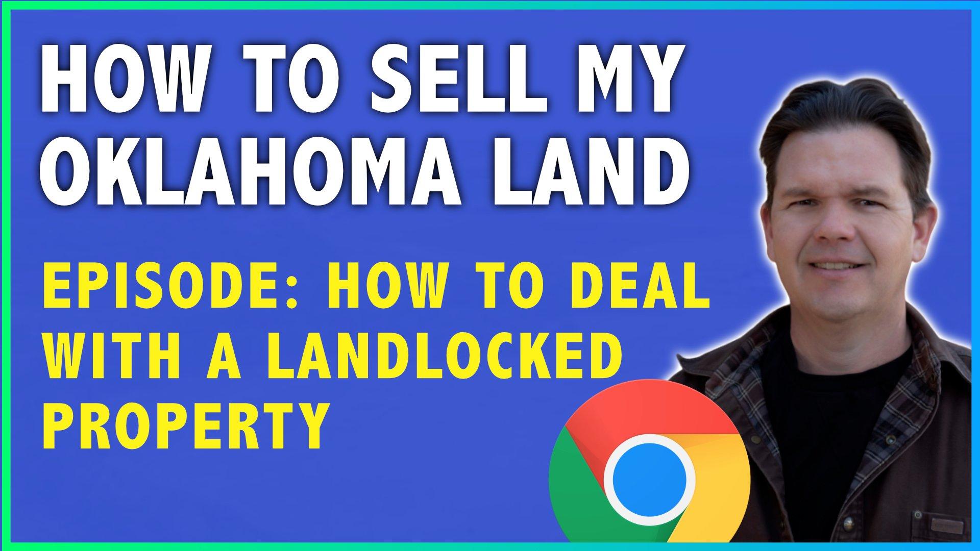 SELL MY LAND OKLAHOMA LANDLOCKED, Checklands
