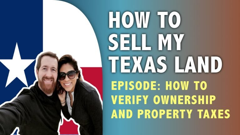 Verify Land Ownership and Property Taxes
