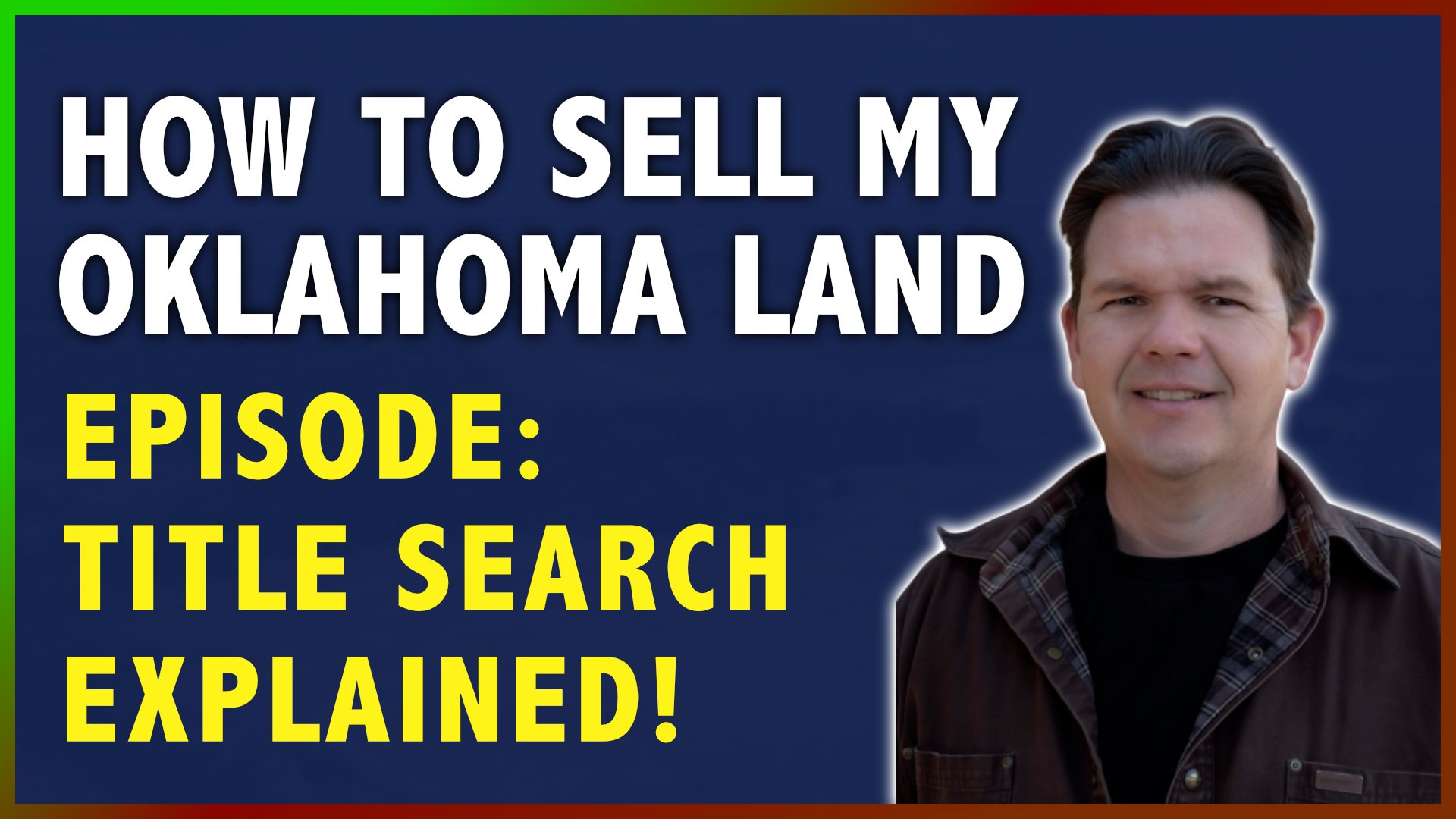 SELL MY LAND Title Search Explained, Checklands