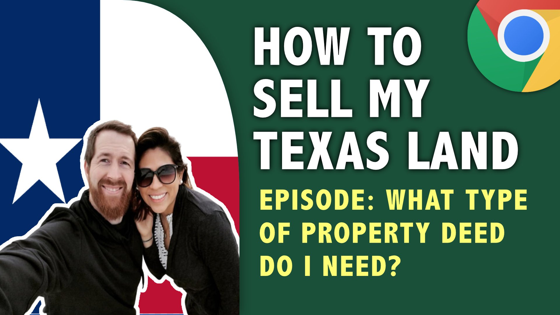 Sell My Land In Texas What Kind Of Deed Do I Need, Checklands