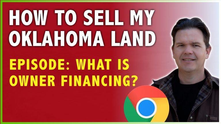 Owner Financing Land