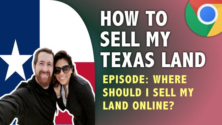 Where Should I Sell My Land Online?