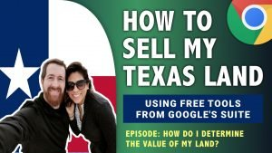 Using Google To Sell My Texas Land 300x169, Checklands
