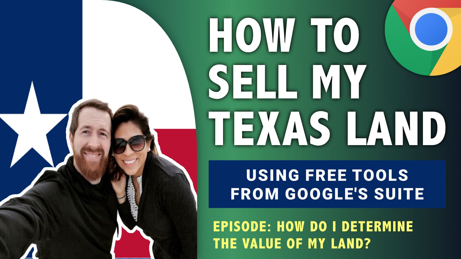 Using Google To Sell My Texas Land, Checklands
